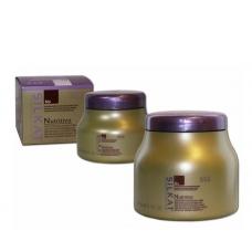 Крем-компресс для восстановления и питания сухих, осветленных и поврежденных волос BES SILKAT NUTRITIVO N3
