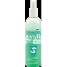 Двухфазное средство для блеска и восстановления волос